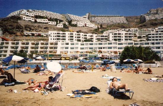 El Greco Apartments : El Greco - a few steps from the beach