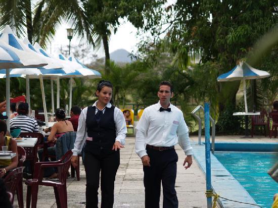 Hotel Pernik: profesionalidad de el personal de l'hotel