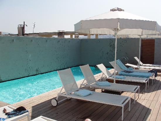 Swimming Pool Picture Of Fresh Hotel Athens Tripadvisor