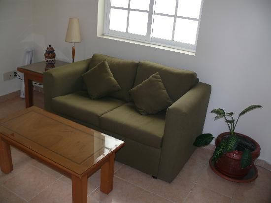 Hotel Suites Reforma 374 : Living room, Standard suite