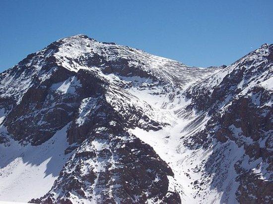 Mount Toubkal : Toubkal South Col