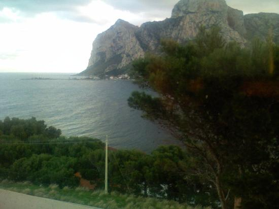 Bellevue del Golfo : View from the hotel
