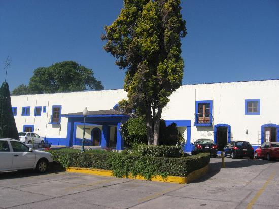 Hotel Posada Senorial: Aussenansicht