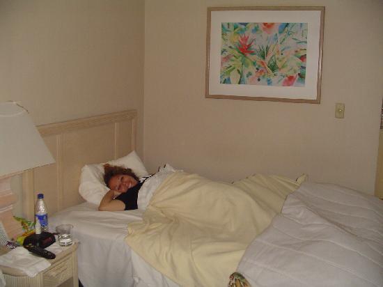 Maui Coast Hotel: Aloha ... Rise and shine ... (our room)