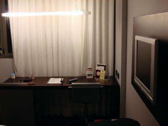 Savhotel: Desk