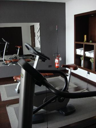 Savhotel: Gym