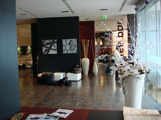 Savhotel: Lobby 2