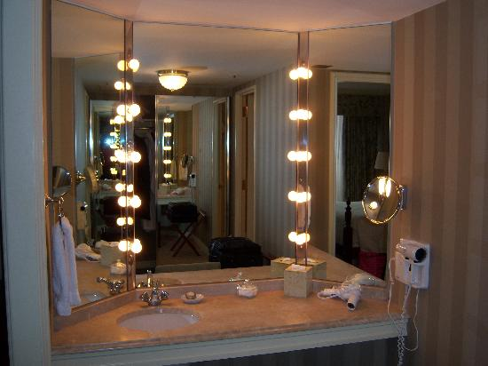 Large Vanity Area Picture Of Windsor Court Hotel New