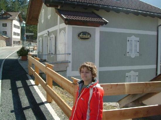 Chalet Hotel Hartmann - Adults Only: Dependance appartamenti del Hotel Hartmann