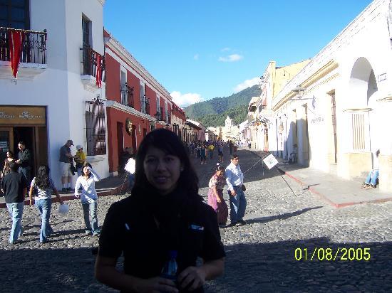 Hotel Casa Rustica: my trip to Antigua