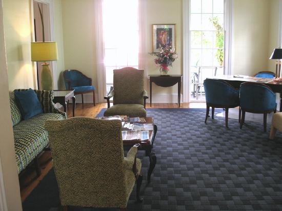 Marquesa Hotel: Lobby