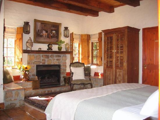 Amblewood Guest House: Inglenook Suite