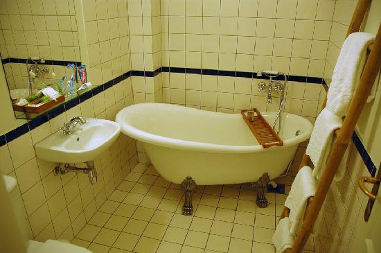 Bertrams Guldsmeden - Copenhagen: our bathroom