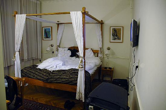 Bertrams Guldsmeden - Copenhagen: our room