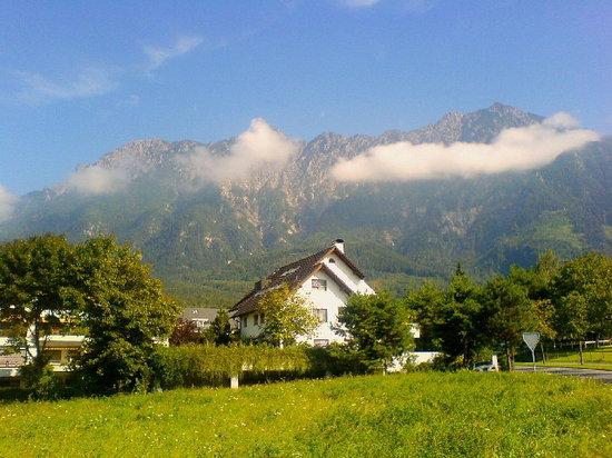 วาดุซ, ลิกเตนสไตน์: Alps of Liechtenstein