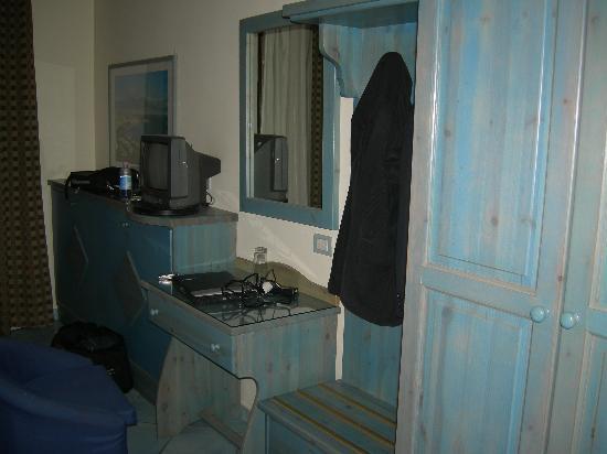 Hotel Potenza : my room