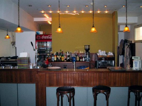 Democritus Hotel: Hotel Bar