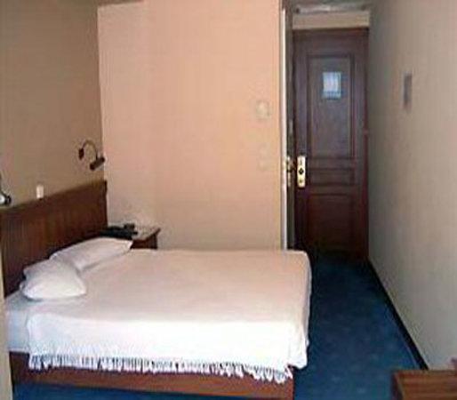 Democritus Hotel: Double room