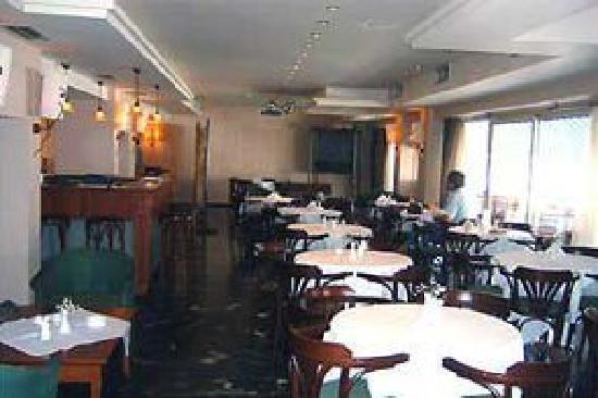 Democritus Hotel: Restaurant