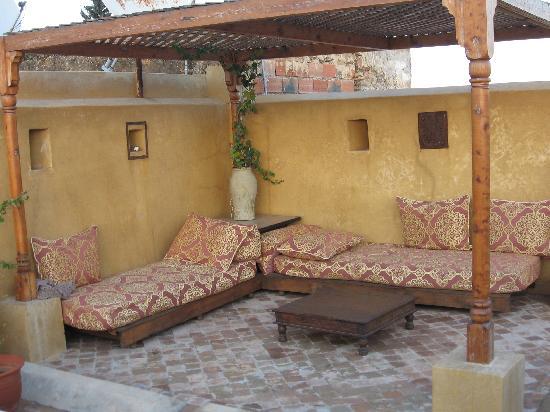 Dar Roumana: Rooftop Terrace