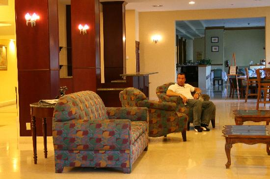 Rodeway Inn Miami: Lobby