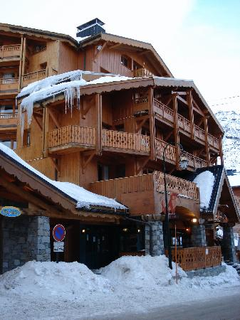 Residence Chalet Val 2400 : Chalet Val 2400