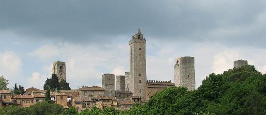 Agriturismo Natura e Salute: San Gimignano
