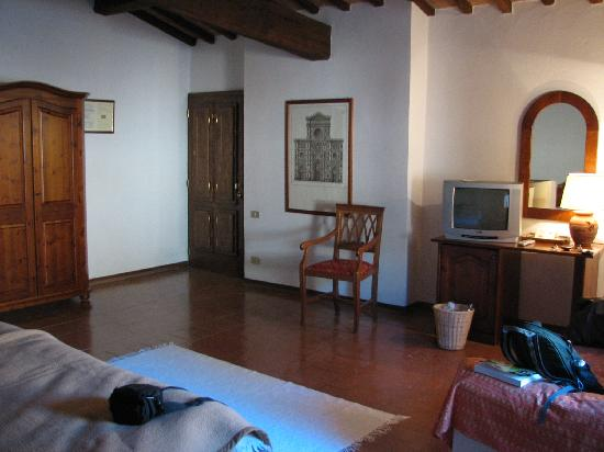 Agriturismo Natura e Salute: Our room again