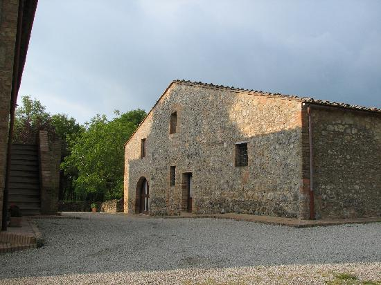 Agriturismo Natura e Salute: Top window was ours