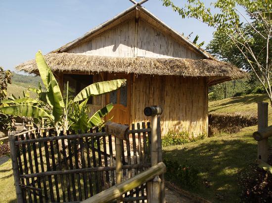 Huai Khum Resort: Eines der netten Häuser