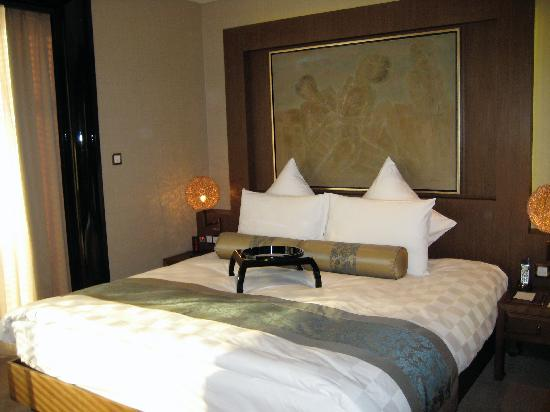 Pudi Boutique Hotel: the bed