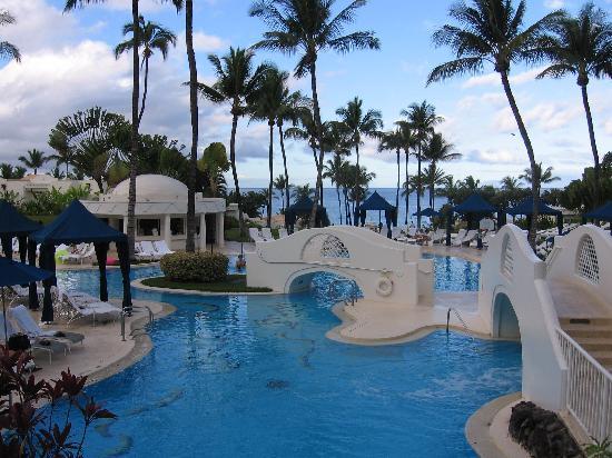 Fairmont Kea Lani Maui Pool Area