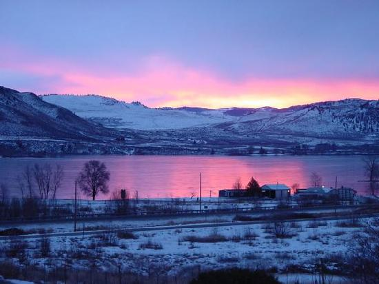 Sunrise On Lake Osoyoos In Oroville Picture Of Oroville