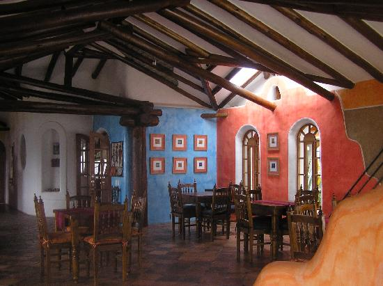 La Casa Sol Otavalo: dining area