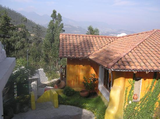 La Casa Sol Otavalo: what a view!