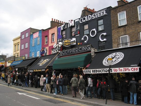 Cheap Hotels Near Camden Town