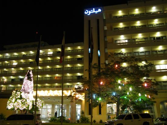 Hilton Al Ain: Outside of hotel again