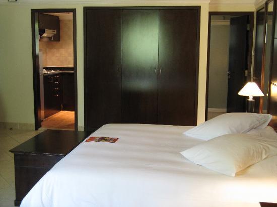 Hilton Al Ain: Chalet room 3