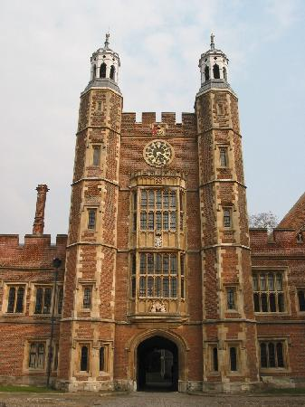 Eton - Eton College - Lupton's Tower