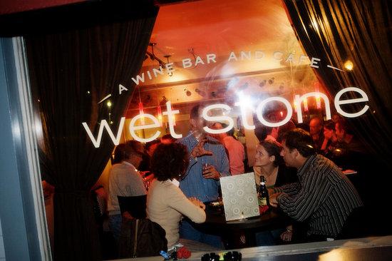 Wet Stone Winebar