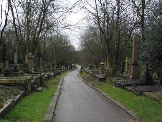 ハイゲート墓地
