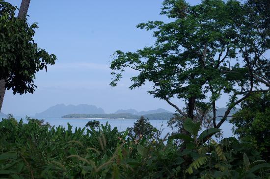 Holiday Villa: Viewpoint area