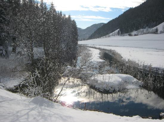 Hotel Tiroler Adler: der nahegelegene Pillersee