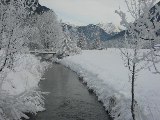 Waidring, Austria: zum Nachbarort Strub