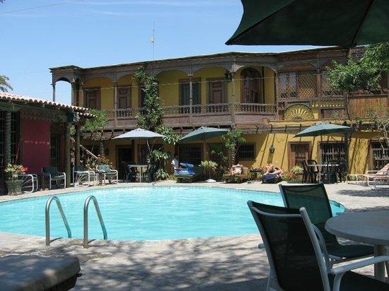 El Carmelo Hotel and Hacienda
