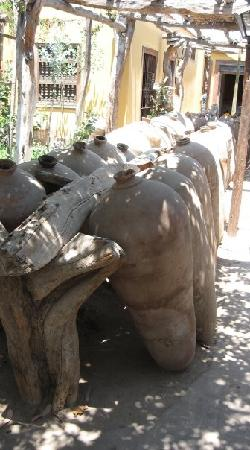 El Carmelo Hotel and Hacienda: Pisco making facility