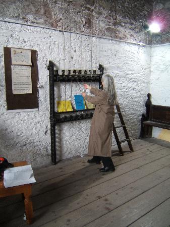 Cork, Ireland: Ringing the Shandon Bells