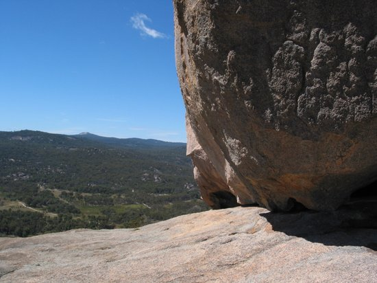Ballandean, Australia: Girraween - The Pyramid