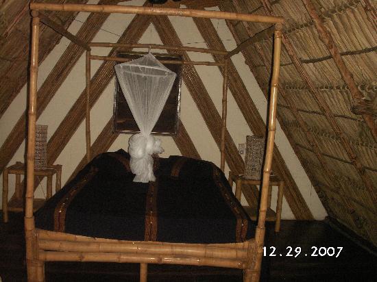 Hotel Punta Teonoste: Bedroom