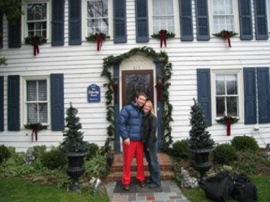 The Eldredge House: Us at The Eldridge